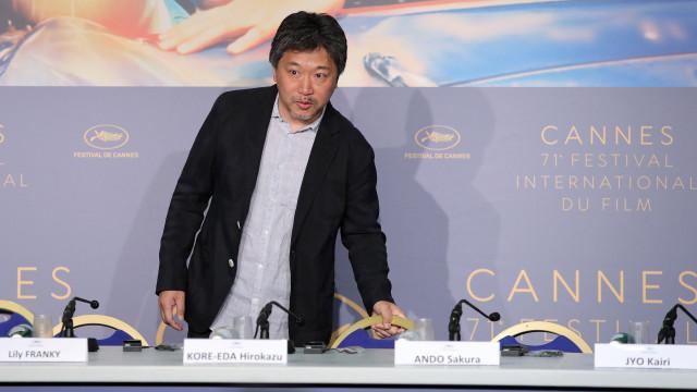 'Manbiki Kazoku' do japonês Kore-Eda venceu a Palma de Ouro em Cannes