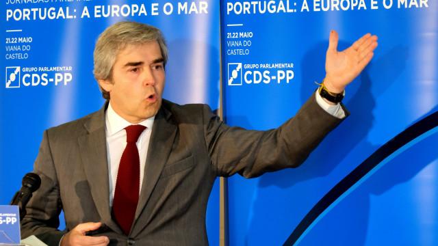"""""""Portugal vai perder 7% dos fundos de coesão, o que não é aceitável"""""""