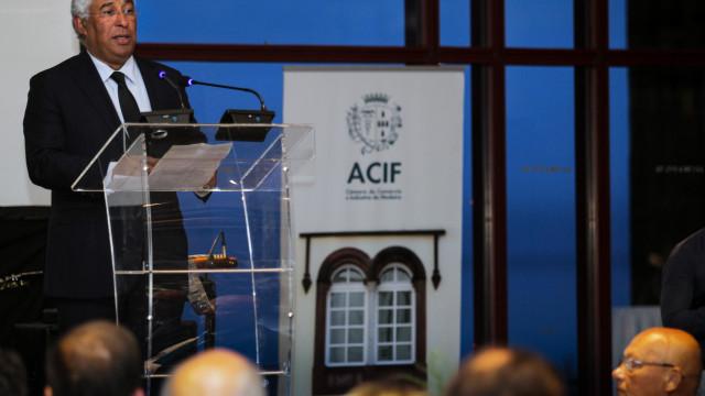 """Costa exige """"prontidão"""" para melhorar condições no Aeroporto da Madeira"""
