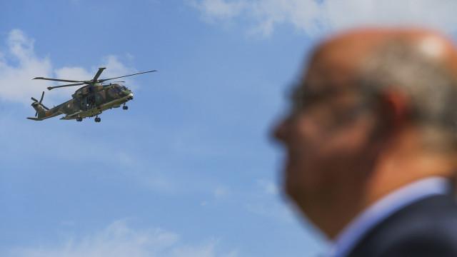 Portugal único candidato a acolher centro de treino de helicópteros
