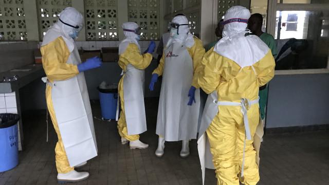 Angola prepara resposta ao Ébola com ajuda de especialistas portugueses