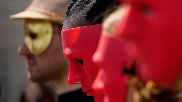 """Angola, Brasil e Moçambique têm total de 720.000 """"escravos modernos"""""""