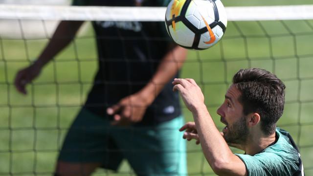 Portugal faz último treino antes de teste com Tunísia