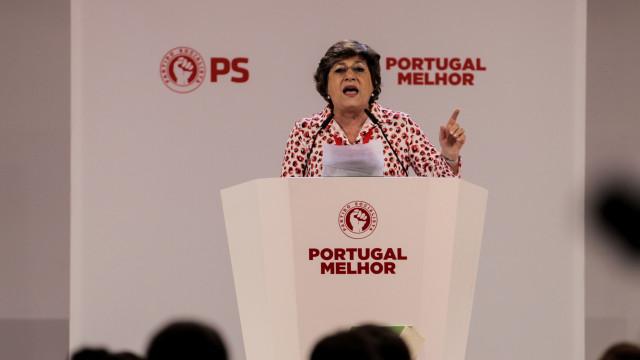 """Ana Gomes admite erros por PS """"baixar exigências éticas"""""""