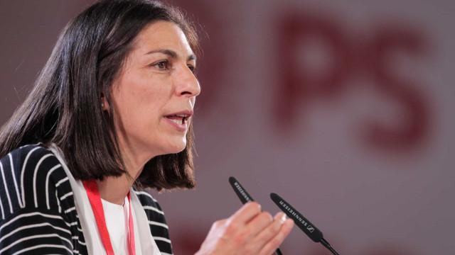 Ana Catarina Mendes eleita secretária-geral adjunta do PS