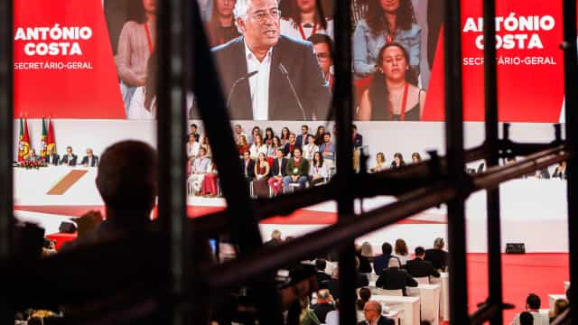 Mário Centeno destaca vontade de estar no centro da construção europeia