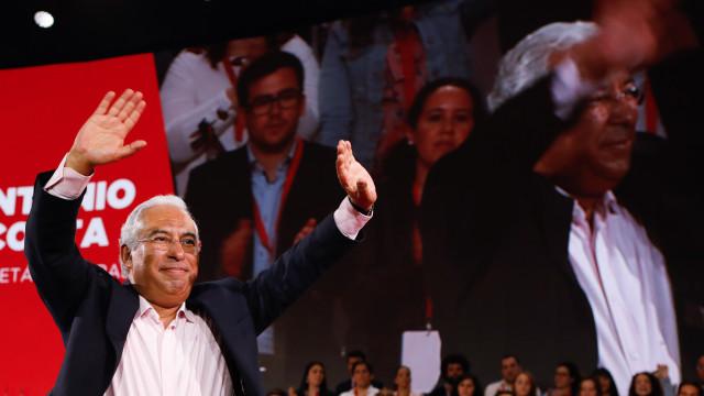 Lista de António Costa para a Comissão Nacional obtém 86,6% dos votos