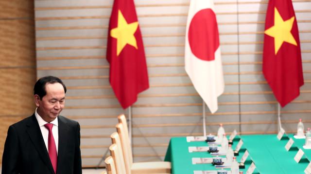 Presidente do Vietname morreu aos 61 anos vítima de doença prolongada