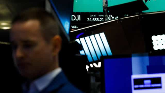 Wall Street encerra em alta