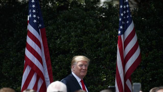 Trump convida muçulmanos para quebra de jejum do Ramadão