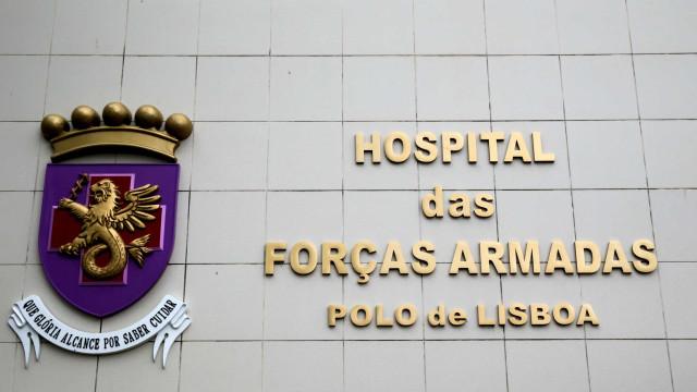 """Hospital das Forças Armadas à espera de 4,6 milhões para """"obras urgentes"""""""