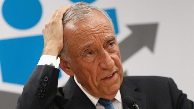 Marcelo preocupado com cortes na política de coesão e agrícola