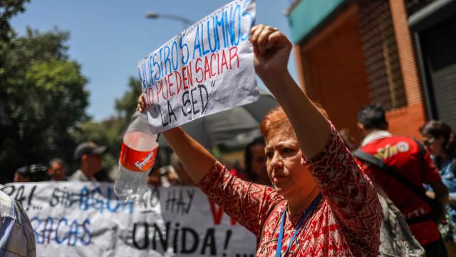 Na Venezuela 74% da população não ganha para cobrir necessidades básicas