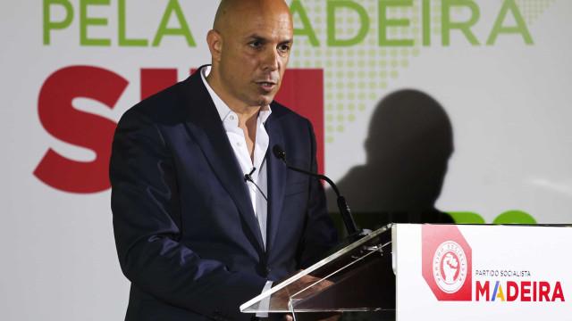 Paulo Cafôfo vai renunciar ao mandato para concorrer ao Governo Regional