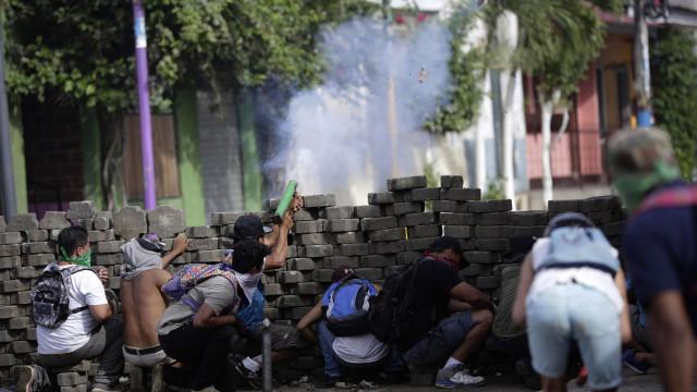 Mais de 4.000 camiões bloqueados nas fronteiras da Nicarágua