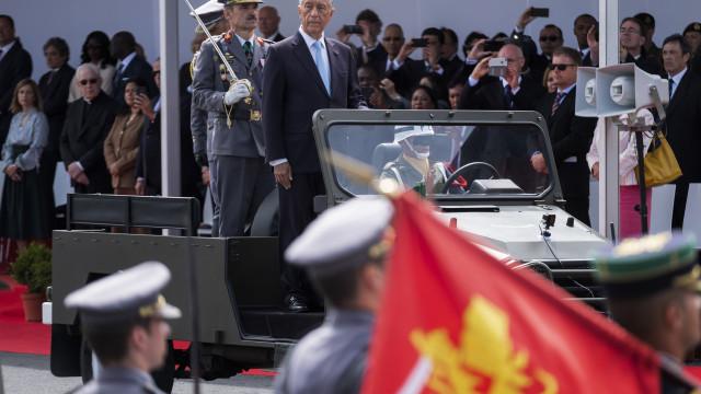"""Marcelo enaltece os """"muitos Portugais"""" que não podem ser discriminados"""
