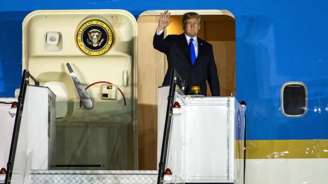 Donald Trump aceitou convite para visitar Pyongyang
