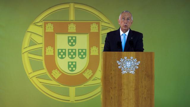 Marcelo anuncia comemorações do 10 de Junho na Madeira em 2020