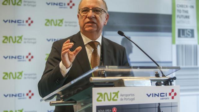 Montijo pode receber voos civis em 2022