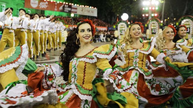 E a grande vencedora das Marchas de Lisboa é... Alfama