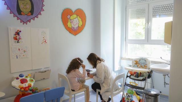 No hospital Dona Estefânia também se pode ir à escola