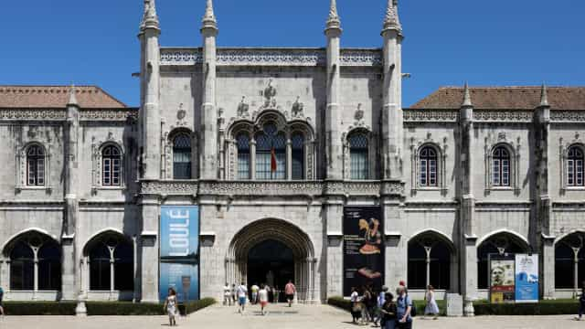 Jerónimos e Museu de Arqueologia já têm bilheteiras automáticas