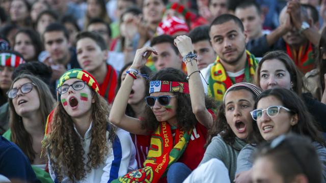 Lisboa pouco emotiva com o 'hat-trick' de CR7 no 'duelo Ibérico'