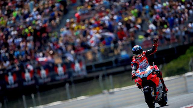 Jorge Lorenzo conquista segunda vitória consecutiva em MotoGP