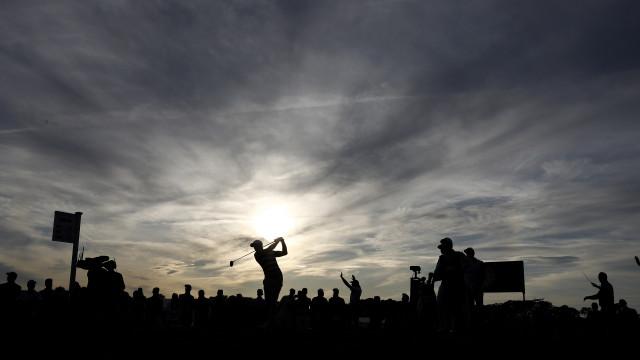 Quarteto lidera US Open após terceira ronda marcada pelo vento