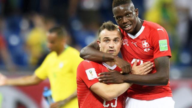 Brasil queixa-se à FIFA por VAR não ser utilizado no golo da Suíça