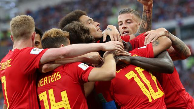 'Bis' de Lukaku no triunfo da Bélgica sobre o Panamá