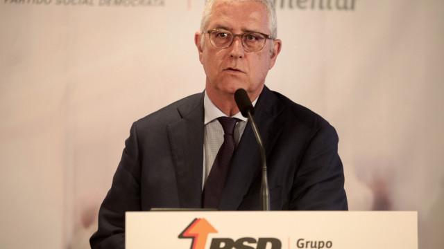 """Tancos: PSD diz que """"está em causa segurança nacional"""""""