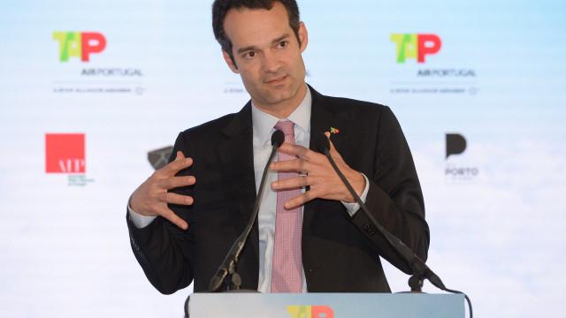 Presidente da TAP pede a jornalistas que abandonem sala da sua audição