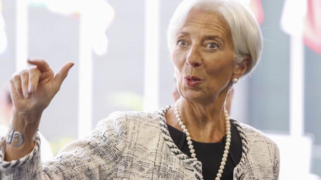 "FMI defende ""capacidade orçamental centralizada"" na zona euro"