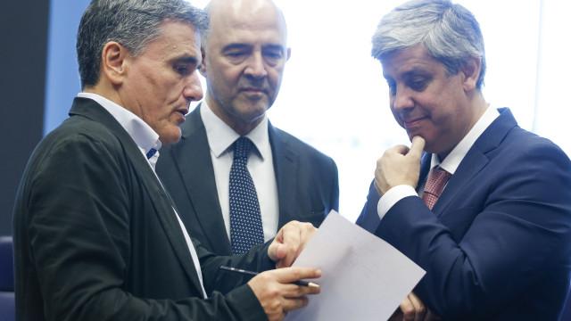 """Um Eurogrupo """"para recordar"""". Após """"oito anos"""", Grécia conclui resgate"""