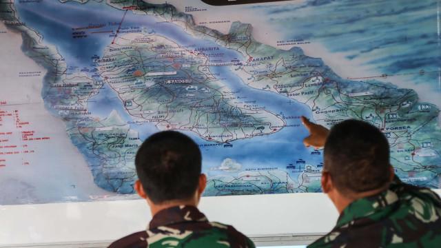 Localizado ferry que naufragou na Indonésia com 200 pessoas a bordo