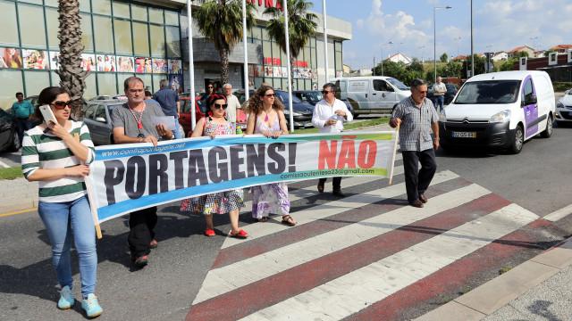 Plataforma defende diálogo para abolição das portagens na A23 e A25