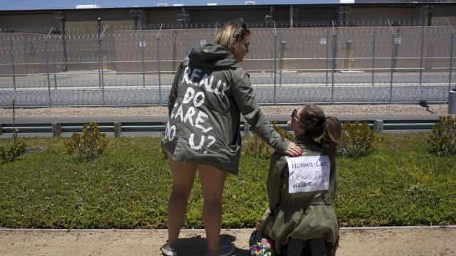 Guatemalteca reclama 60 milhões de dólares aos EUA por morte da filha