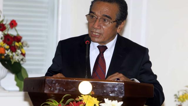 Presidente timorense lamenta decisão de vetar visita ao Vaticano