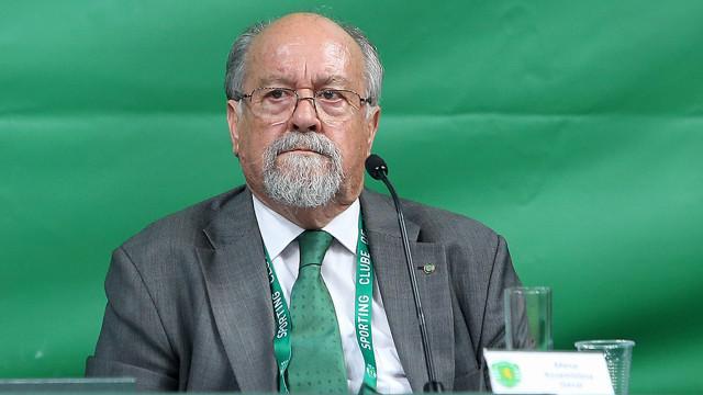 Jaime Marta Soares indeferiu pedido de Assembleia Geral Extraordinária