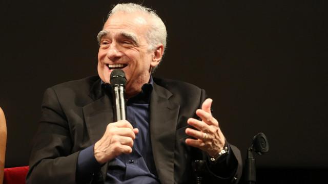 """""""Ninguém pode ensinar como fazer um filme"""", diz Martin Scorsese"""