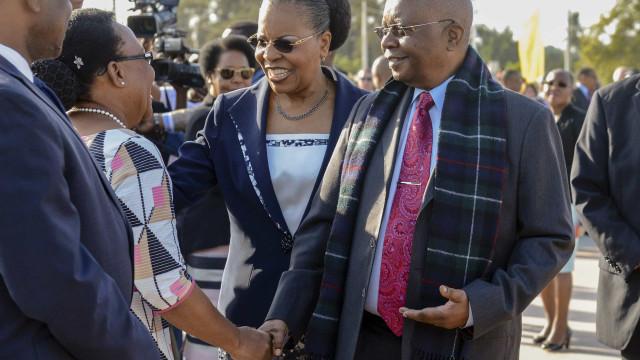 Acusação dos EUA assume que ex-presidente moçambicano foi subornado