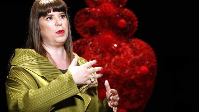 Joana Vasconcelos inaugura exposição 'I want to break free' em França
