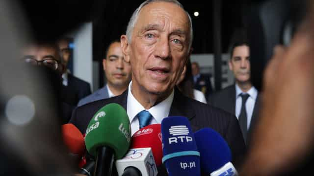 """Presidente Marcelo confia que """"espírito Sal"""" será inspirador para a CPLP"""