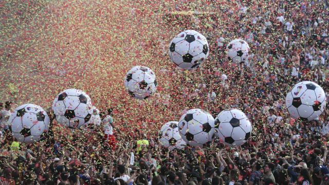 Milhares no Rock in Rio viram despedida da Seleção, mas continua a festa