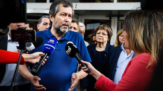 """Mário Nogueira considera """"mau sinal"""" convocatória do Governo"""