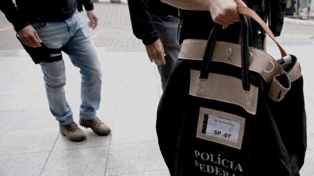 Operação contra grupo que enviou 2,2 toneladas de cocaína para a Europa