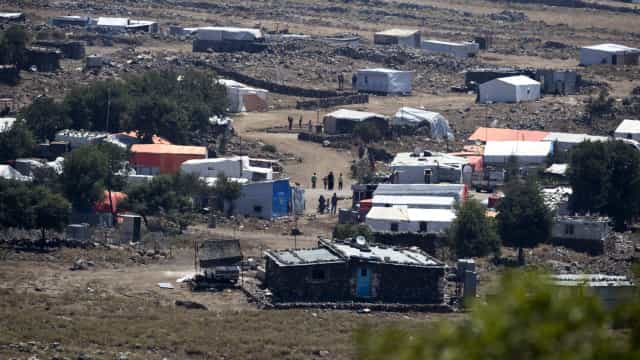 Mais de 20.000 civis regressaram à província síria de Deraa