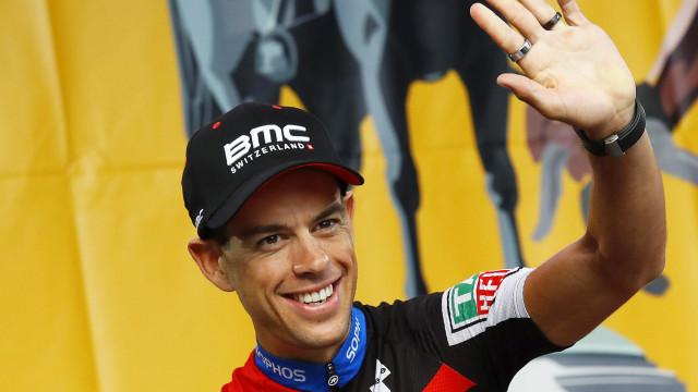 Richie Porte fora dos Mundiais de ciclismo em Innsbrück
