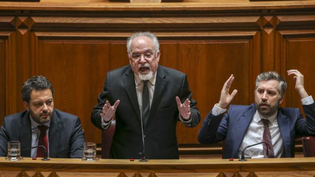 Acordo laboral é prática da atual maioria, diz Governo. BE e PCP criticam